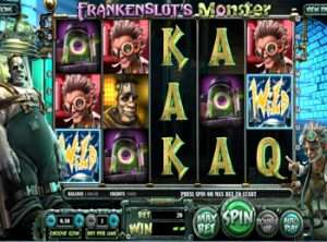 frankenslot-s-monster