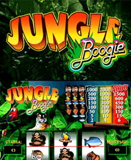 Игровой автомат Jungle Boogie (Бугги В Джунглях) в 777 Вулкан казино
