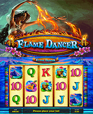 В Вулкан 24 бесплатно автомат Flame Dancer